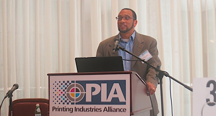 Digital Printing Think Tank II takes place in NYC