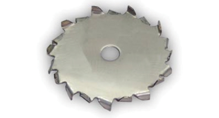 Figure 4. High shear Cowles blade.