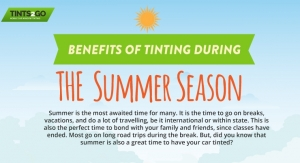 Benefits of Car Tinting During The Summer Season