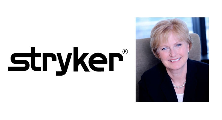 Stryker Elects New Member to Board