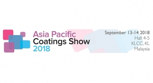 Asia Pacific Coatings Show 2018