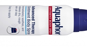 Aquaphor Introduces Spray-On Ointment