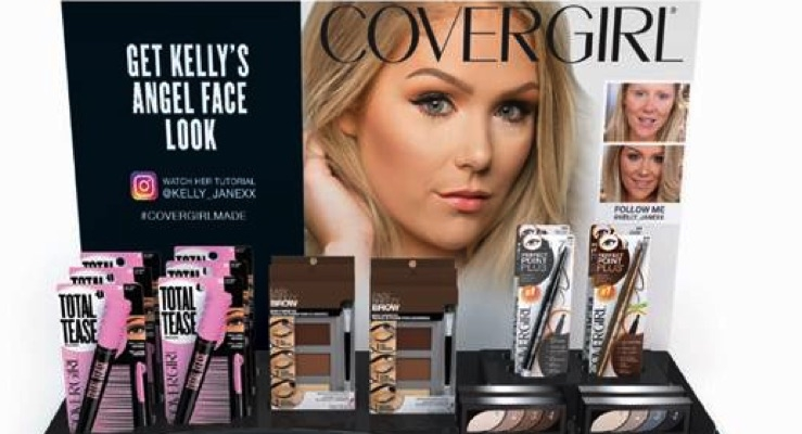 CoverGirl Expands Collective Influencer Network