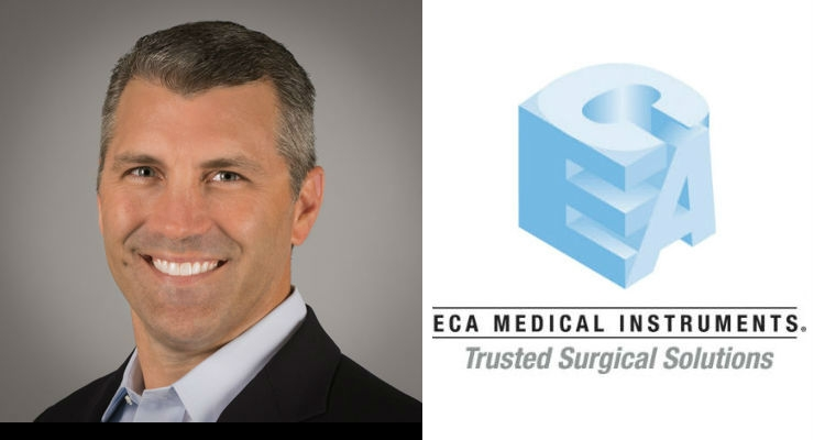 Lane Hale Named President, CEO of ECA Medical Instruments