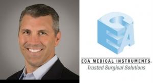 Lane Hale Named President, CEO of ECA Medical Instruments