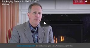 Packaging Trends in EMEA - 2017
