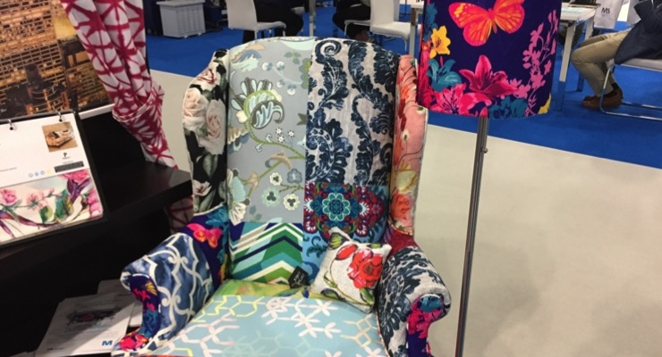 Digital Textile Printing Shines at Avanprint USA