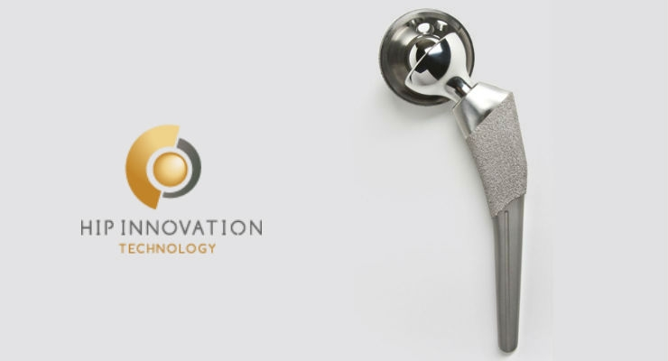 The company has extensively tested the HRS in over 80 standard and unique pre-clinical experiments to assess the product safety and clinical benefits anticipated by the unique system design. Image courtesy of Hip Innovation Technology.