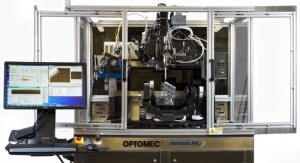 Optomec Announces Availability of 3D Printing Recipes for LENS, Aerosol Jet Customers