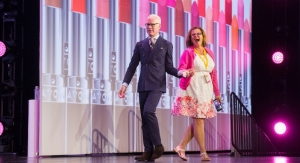 Tim Gunn Surprises All at Avon