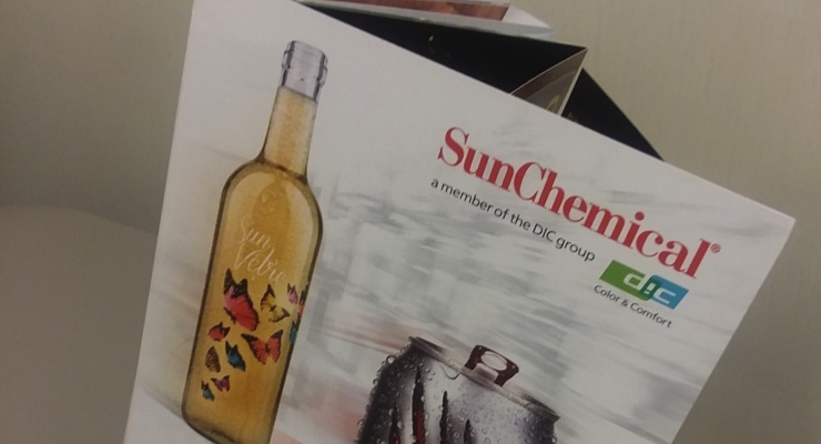 Sun Chemical, Sappi North America to Create Companion Piece for Award-Winning Book