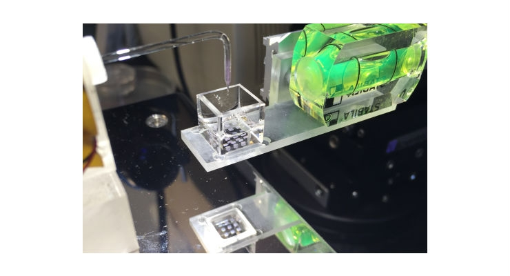 A New Method for 3D Printing Living Tissues