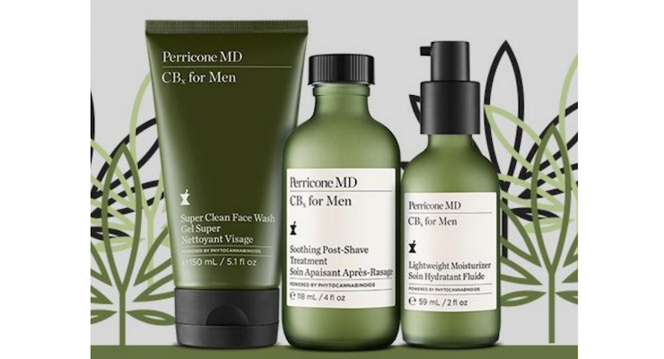 Perricone MD Launches A Hemp-Based Skincare Line