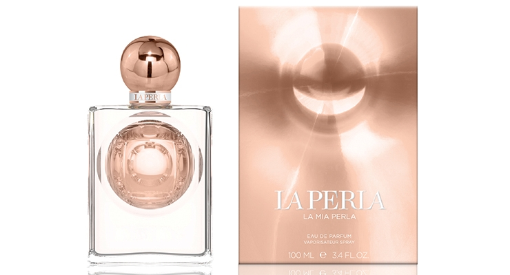 La Perla's first fragrance, La Mia Perla
