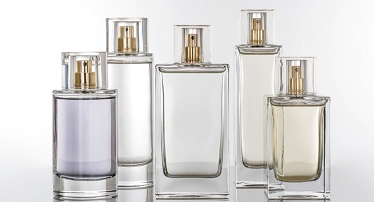 Transforming Glass for Fragrances and Skincare
