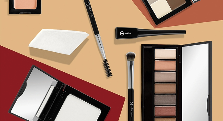 MakeUp in Paris:  Color Is Booming