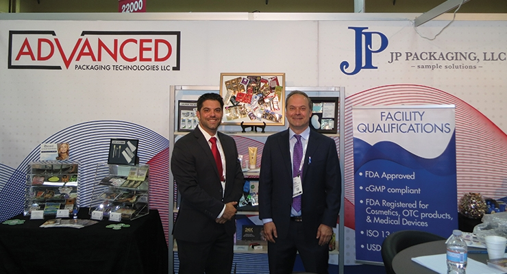 JP Packaging: Michael Rossi (L), John Vandercliff