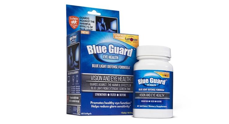 Blue Guard Blue Light Defense Formula Designed to Defend Eyes