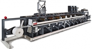Nilpeter Debuts New Flexo Press at LabelExpo Europe 2017