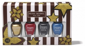 Zoya Partners With Henri Bendel for Promotion