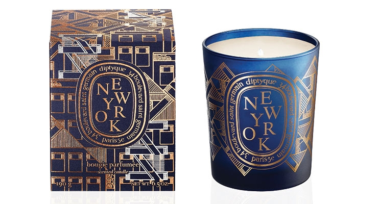 Diptyque's New York Candle generated plenty of buzz before it hit counters last month.