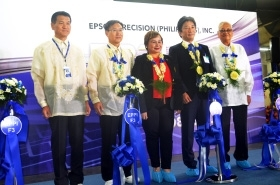 Epson Opens New Inkjet Printer Plant in Philippines