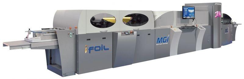 Embossing Plus, MGI & Konica Minolta Launch First U.S. JETvarnish 3D Evolution Industry Service