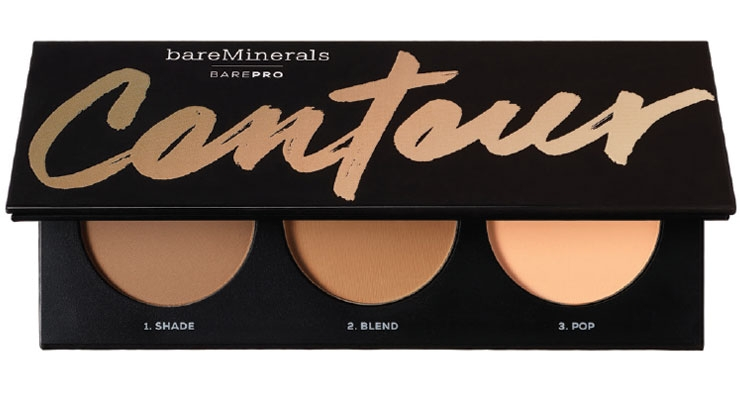 Contouring Kit Arrives  at BareMinerals