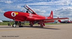 Sherwin-Williams Aerospace Coatings Helps Bring Red Knight Back to Life