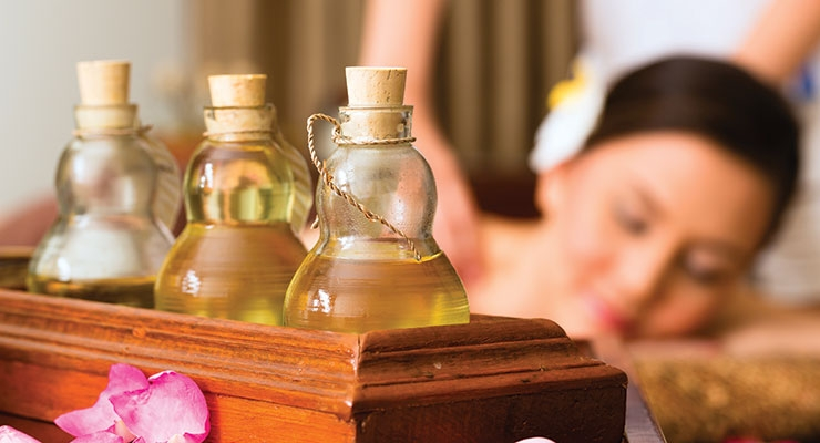 Essential oils for massage therapy and topical pain management are well-documented.
