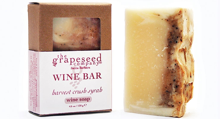 The Grapeseed Company uses the waste byproduct of wine to create functional skin care products.