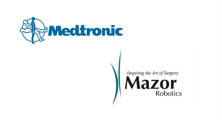 Mazor Robotics and Medtronic Enter Next Phase of Strategic Partnership
