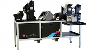 Afinia Label launches DLF-220L digital label finisher