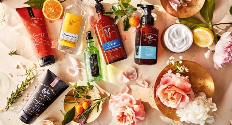 Bath & Body Works Taps Wellness Trend