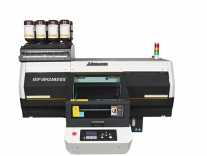 Mimaki Heads to Luxepack, Print in Progress