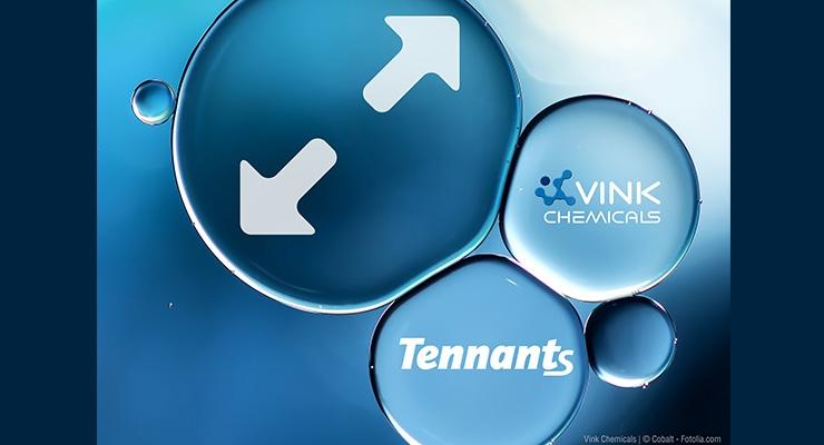 Vink Chemicals Appoints Tennants Ltd. as Official U.K. Distributor