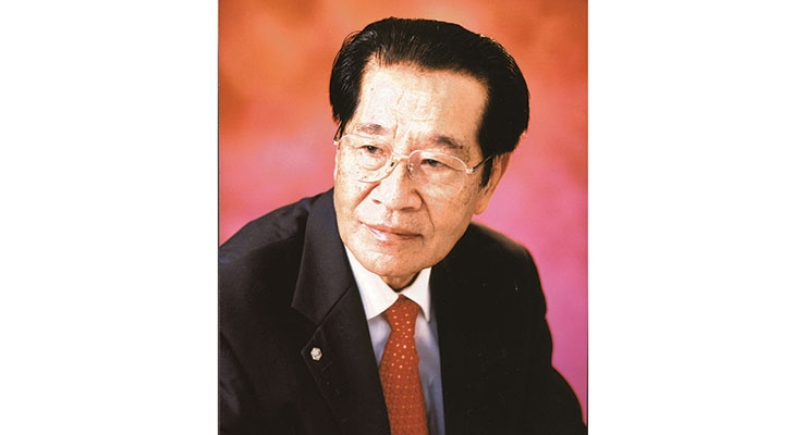 Professor Tan Junqiao