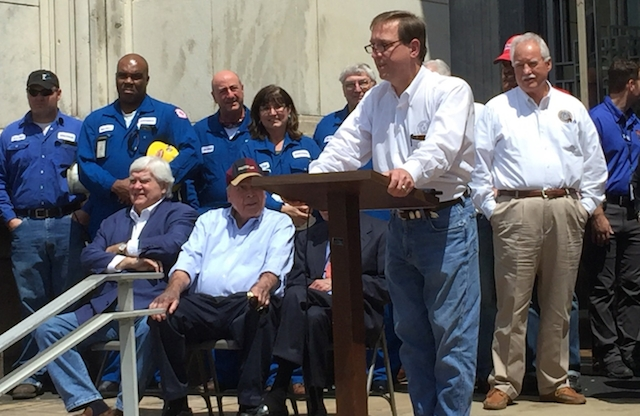 Huntsman Donates $10M+ Towards Hurricane Harvey Relief Efforts
