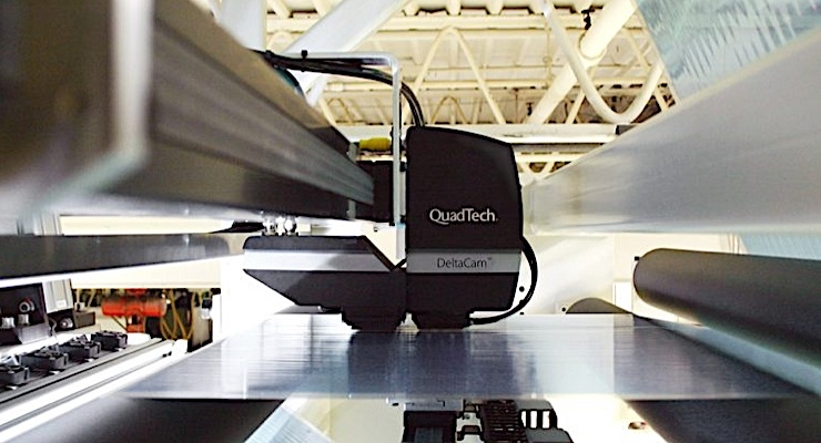 Uteco Group, QuadTech join forces on color management technology