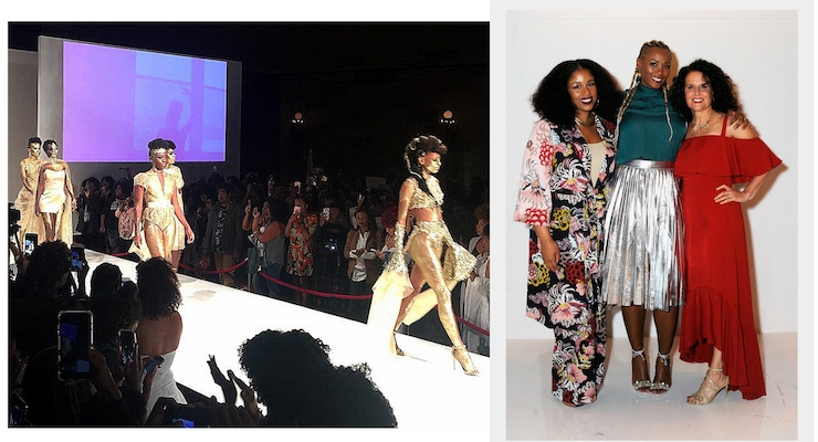NaturallyCurly Presents Runway Show with Sally Beauty