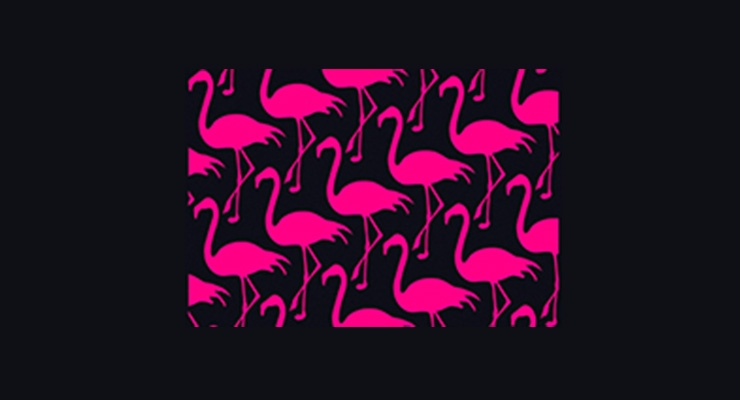 Nazdar Unveils New Flamingo Print