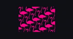 Nazdar Unveils New Flamingo Print