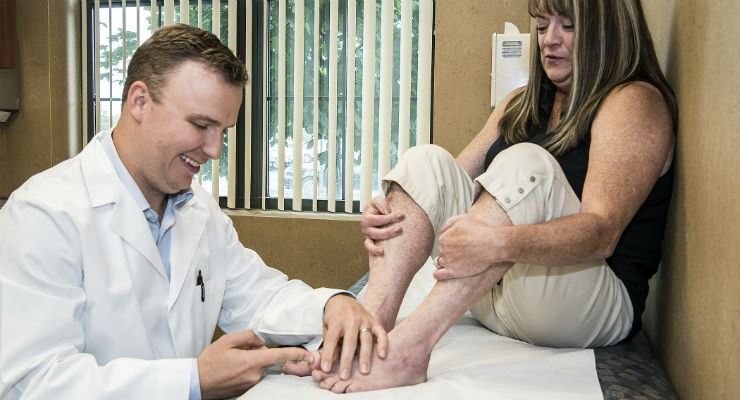 Cartiva Toe Implant Helps Patient Regain Mobility