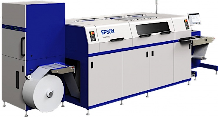 Sohn Manufacturing purchases Epson SurePress L-4033AW