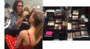 Kevyn Aucoin Beauty Creates Spring 2018 Looks for Marchesa Show