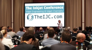 TheIJC to Focus on Inkjet Engineering, Chemistry