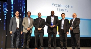 NXP Awarded Excellence in Quality for 2017 by Cisco