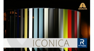 Axalta, Reynaers Aluminium Present ICONICA Collection at Belgian Architecture Festival