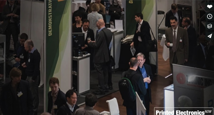 Printed Electronics Now Fall Conferences