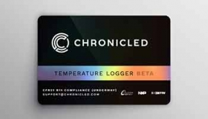 Identiv, Chronicled Present NFC-Enabled Temperature Logger Solution at 15th Annual Global Forum